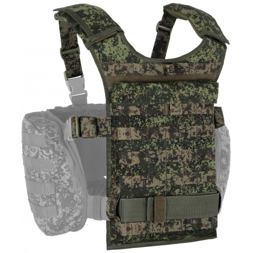 "Back Plate for vest ""Alpha"" and ""Vympel"""