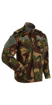 Camouflaged Suit