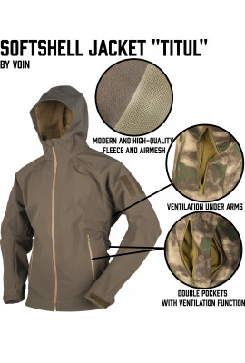 VOIN Softshell Jacket