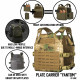 Molle Minus Plate Carrier