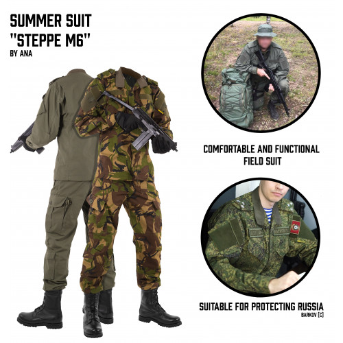 "Summer Suit ""Steppe M6"""