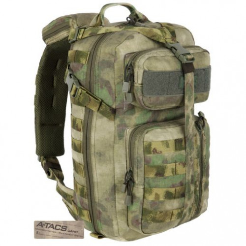 "One-Strap Backpack ""SATELIT""12L"
